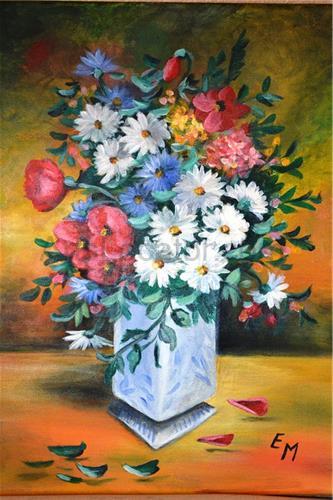 Kytice lučních květů