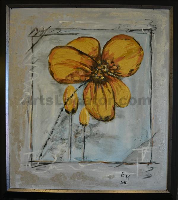 Zlatý květ