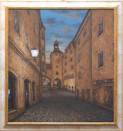 Německo Regensburg