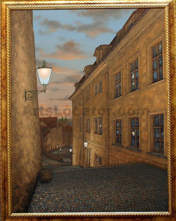 Praha Radnické schody