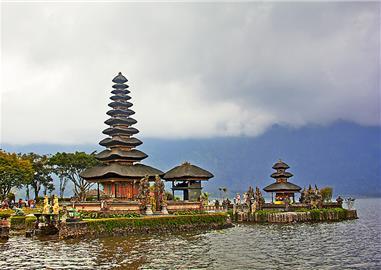 Modlitba za nevyřčené přání,  Indonésie